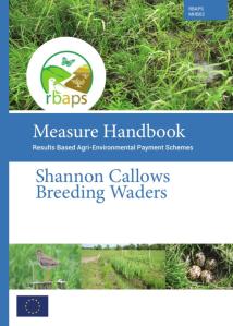 measure handbook - breeding waders