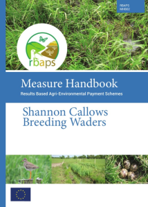 measure handbook - breeding waders