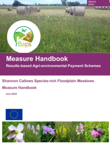 measure handbook - callow meadows